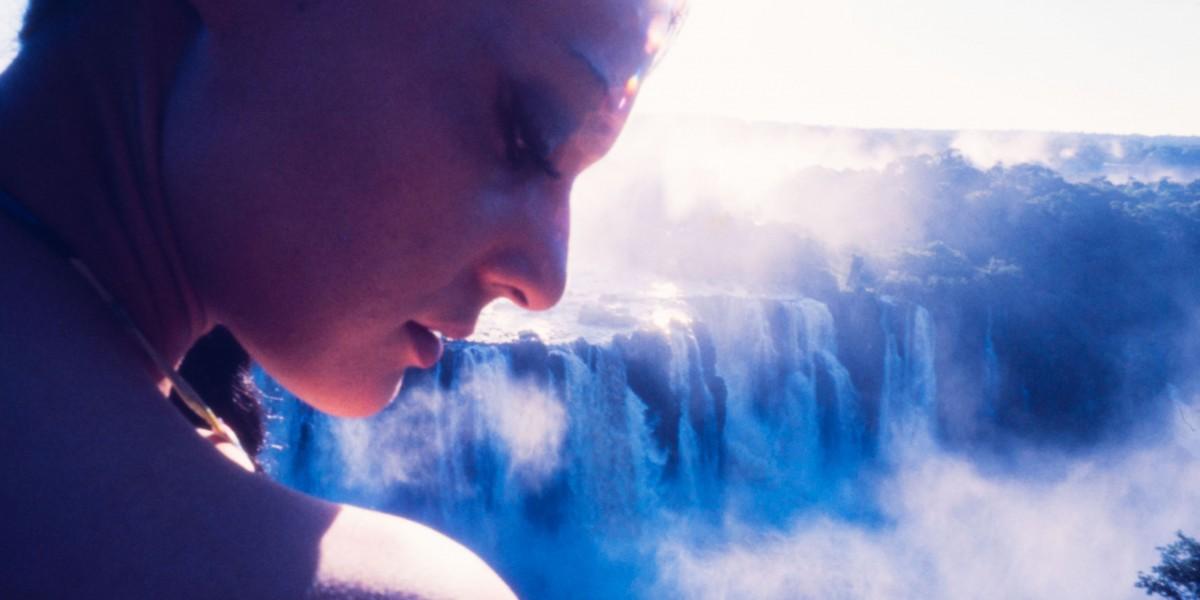 Brazilマナウスの滝